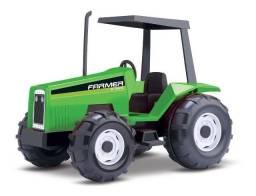 Brinquedo Trator Farmer S-523 093 Fazenda