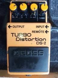 Pedal boss turdo distortion ds2