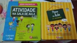 2 livros do 3º Ano do Ensino Fundamental