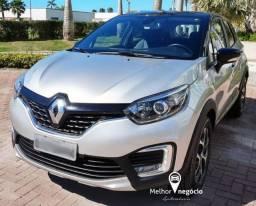 Renault Captur Intense 2.0 16v Flex Aut. Prata
