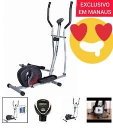 Elíptico Magnético Profissional Athletic Amazon 1600E Com Garantia de 1 ano