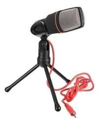 Microfone Condensador SF-666 [Pronta Entrega]