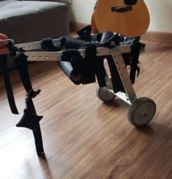 Cadeira de rodas para cachorro Dog rodas