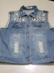 Colete Detroit jeans
