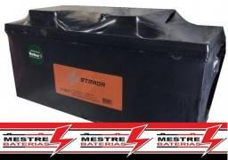 Bateria Strada linha Heliar 150ah - garantia 12m - 12x sem juros