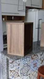 Nicho em madeira - Tok Stok