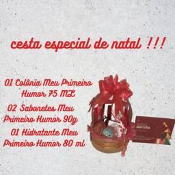 Kit' cesta especial de Natal