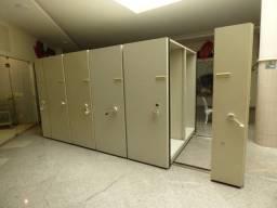 Arquivo Deslizante Usado, Com 5.000 Pastas Pendulares