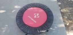 Cama Elastica Mini Jump Trampolim Profissional + Saia Capa