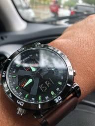 Relógio Esportivo Quartzo LED digital