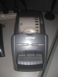 Impressora Térmica etiquetas Brother QL 570