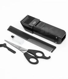 Kit marquinha de aparar pêlos e cabelos
