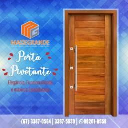 Muitas opções de Porta Nova para sua Casa!!!