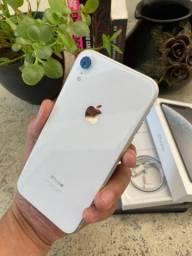 iPhone Xr 128 branco IMPERDÍVEL