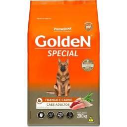 Golden Special 15 kg sabor carne e frango