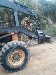 Trator Florestal