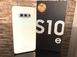 Galaxy S10e 128GB Branco Lindo