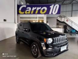 Jeep renegate 1.8 flex automático 2017