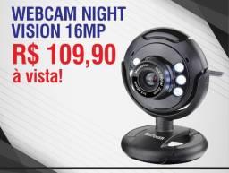 Webcam Night Vision 16Mp Interpolado Wc045