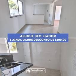 Título do anúncio: Alugo apartamento sem fiador