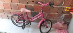 Título do anúncio: bicicleta aro 16 .e bicicleta pequena