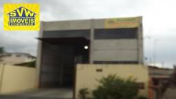Barracão novo 300m2 Pé direito 7m porta 6m de altura, Bairro Rio Verde Colombo RS 3500,00