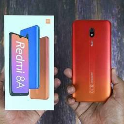 Xiaomi Redmi 8A  64GB/4GB Ram Loja Fisica + 1 Ano de Garantia + Brinde