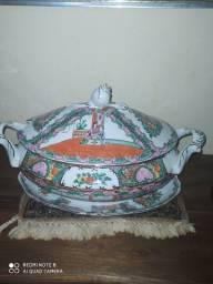 Sopeira de porcelana
