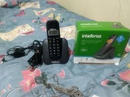 Telefone sem fio Intelbras vendo/troco