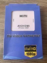 Conversor AV2 pra HDMI