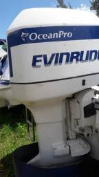 Motor de Popa Evinrude 225 - Ótimo Estado!