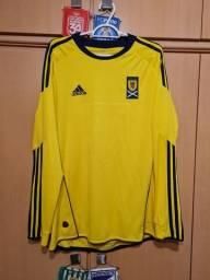 Título do anúncio: Camisa Seleção Escócia - Tamanho M