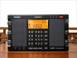 Rádio tecsun h 501 último lançamento esse é show