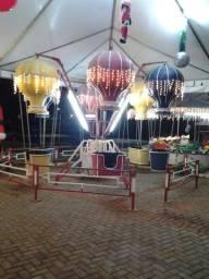 Título do anúncio: Balãozinho - Brinquedo Mecânico para Park de Diversões