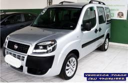 Fiat Doblo Essence 1.8 7 lugares 2019 _ entrada 15mil + mensais apartir 1.031,00 fixas