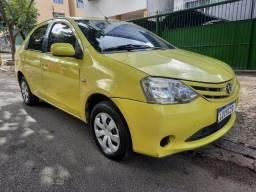 Toyota Etios SD Xs 1.5 Flex/GNV Completo ! Venha Conhecer Nossa Loja!