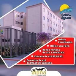 Oportunidade - Apartamento na Regiao do Passaré com Renda á Partir de 1.400,00 #am14