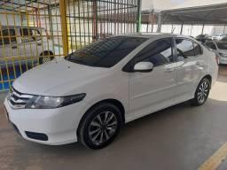 CITY 2012/2013 1.5 LX 16V FLEX 4P AUTOMÁTICO