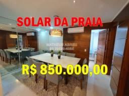 Título do anúncio: Solar da Praia 02 Quartos 2º andar