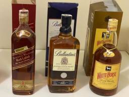 3 Whiskys Antigos