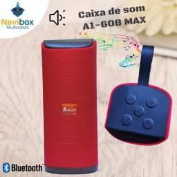 Caixa de Som Bluetooth   Curta o som em qualquer lugar.