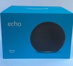Alexa (Amazon Echo 4ª Geração com som premium)