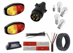 Título do anúncio: Kit elétrica para carretinha reboque