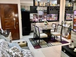 Brokers vende apartamento semi mobiliado no condomínio mirante do lago 67m²*