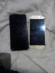 Vendo dois  celulares  ,problema no módulo