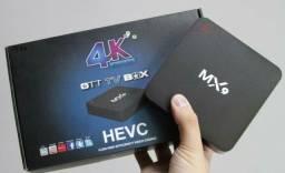 TV Box - Transforme sua TV normal em Smart