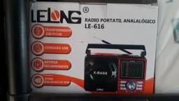 Título do anúncio: Radio am FM entrada de pendriver