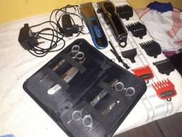 Troco kit barbeiro por console