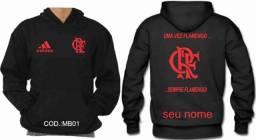moletom Flamengo
