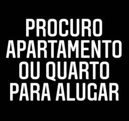 Quero dividir apartamento ou alugar quarto.